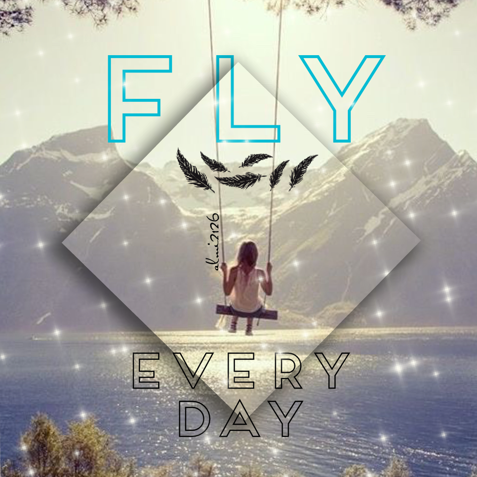 Fly every day
