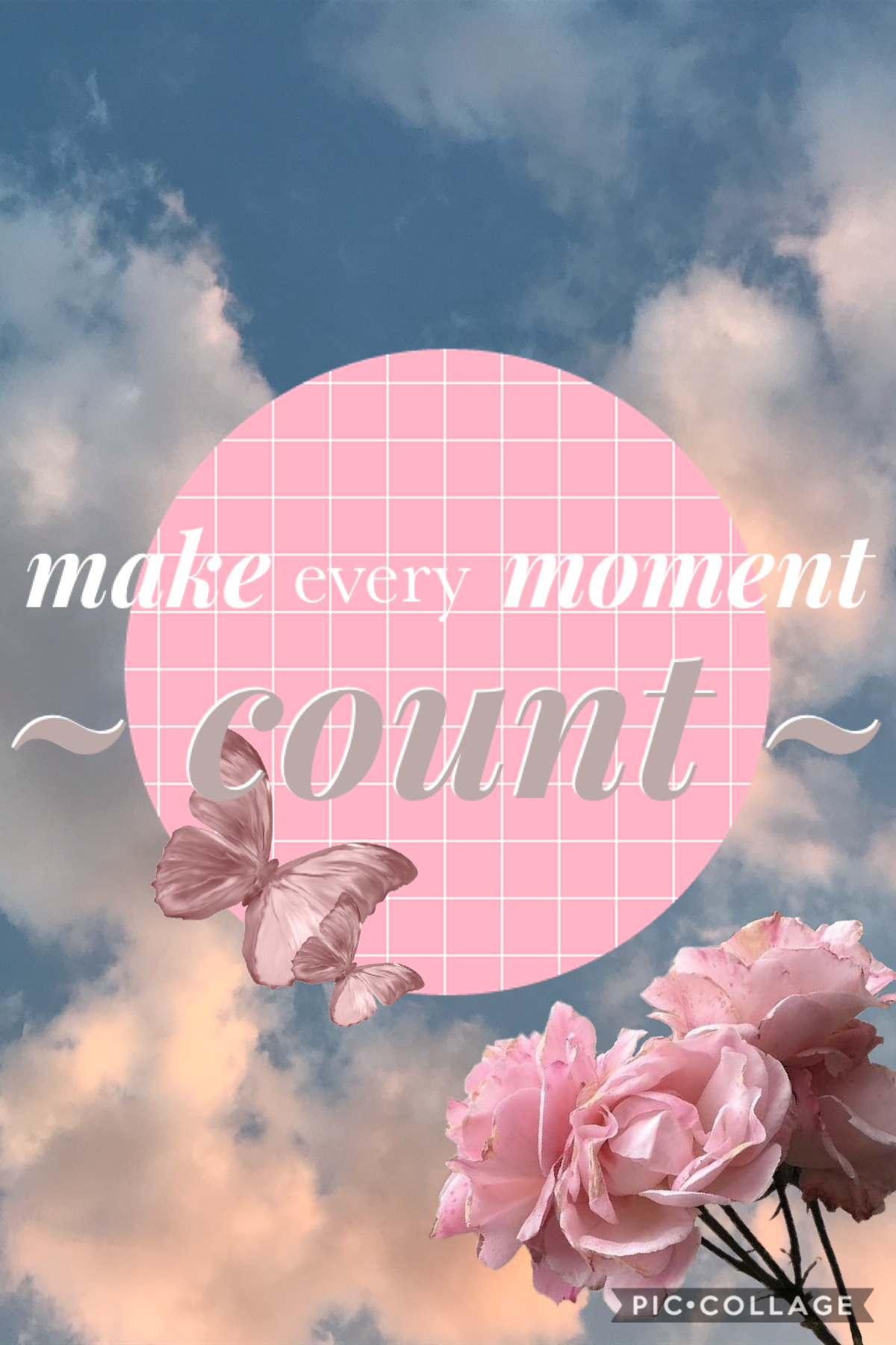 💖no matter how tough it might be now, there may be a day you will look back on it and wish you were still living in that moment💖  if you need anything, let me know