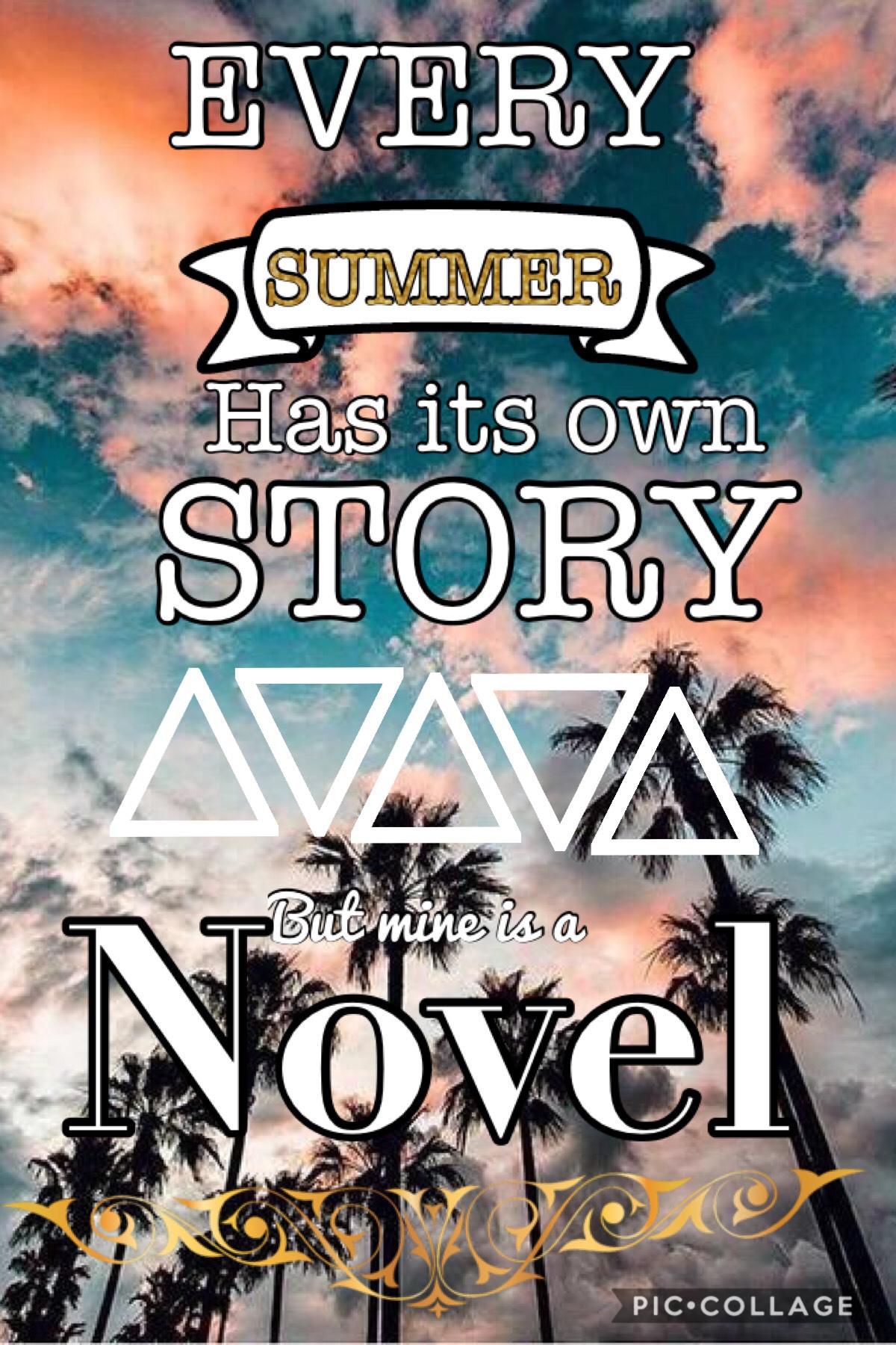 Do you like summer?!