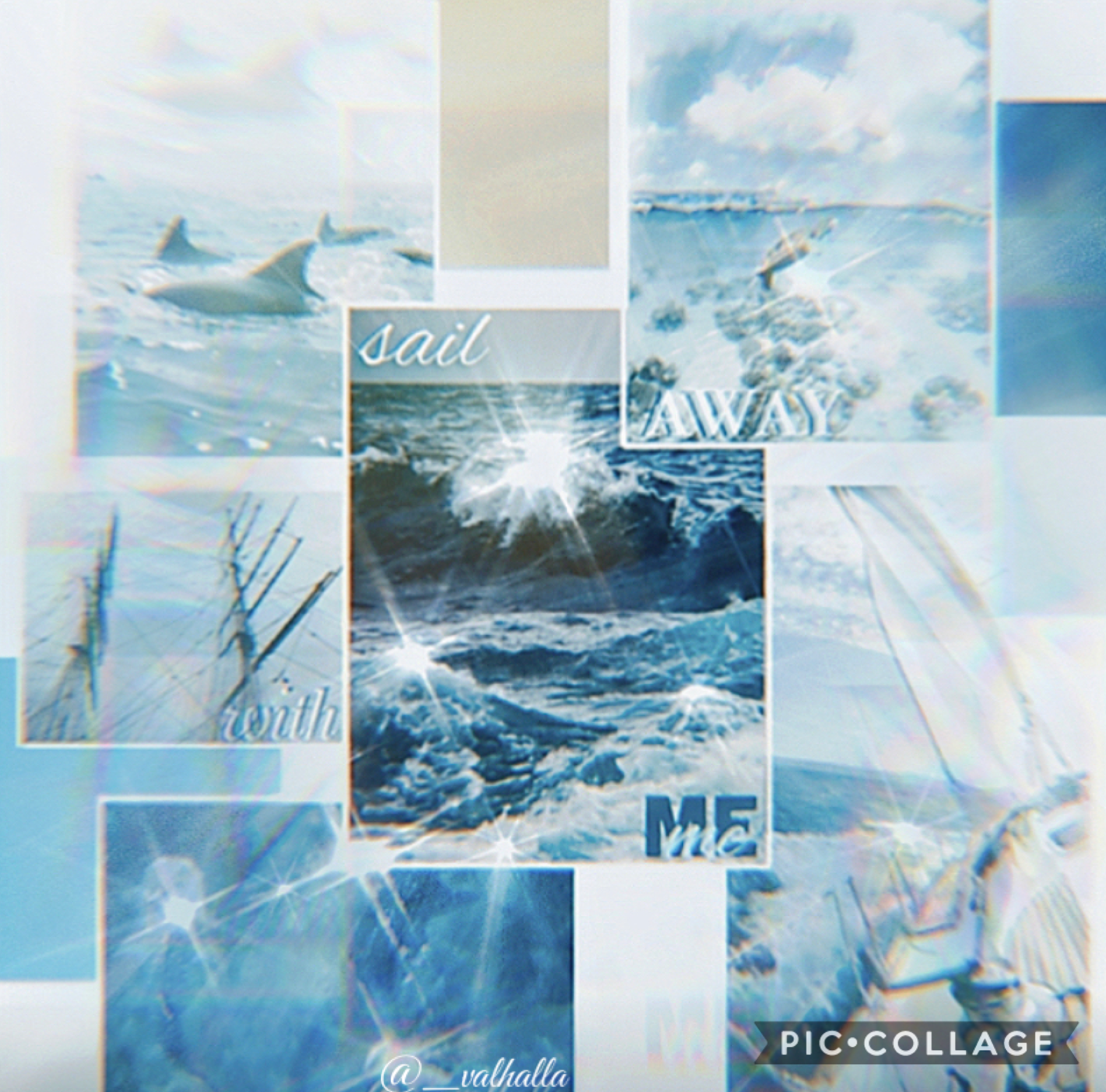 🌊tap!🌊 This is my entry to round one of @TheCraftyAdventurer 's summer games.  It took me about 20 mins, so not my best but it matches my aesthetic so I'm posting it. That's all for this episode of ✨The Adventures of Magic Mushroom✨ Peace out loves, xo 🌊