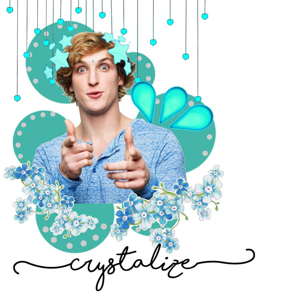 😍TAP😍 Uhhhhh I love LOGAN PAUL!!  Do you? Anyway first person to find the hidden MAVERICK  gets a spam of likes!!! ✨ Bye I just started watching stranger things and I LOVEEEEEE ITTTTTTT!!!!!  - Annalee 💕💕✨