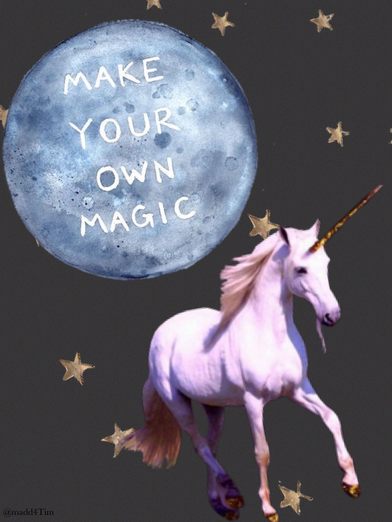 ✨Make your own magic!✨