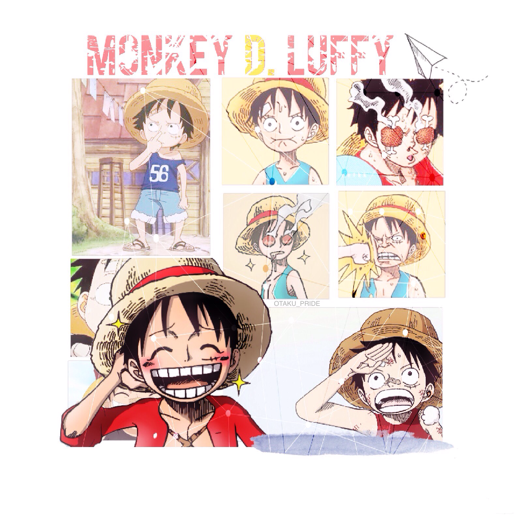 First, One Piece is BOMB! Second, Luffy is bae. Great anime👌🏼