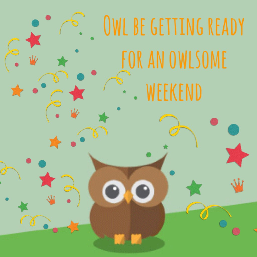 Owlsome Weekend
