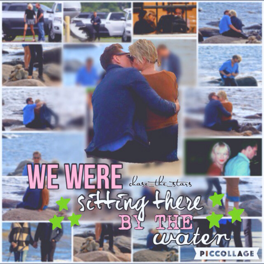 ☁️TAP IF YOU LIKE THE BEACH☁️ {6.27.16} #HIDDLESWIFT I've never shipped a couple so hard😂 Thank God for the candids!🐝  Inspired by @-TAYLORSWIFTIE-....I think QOTD: Swiddleston or Tayvin? AOTD: Swiddleston🙈