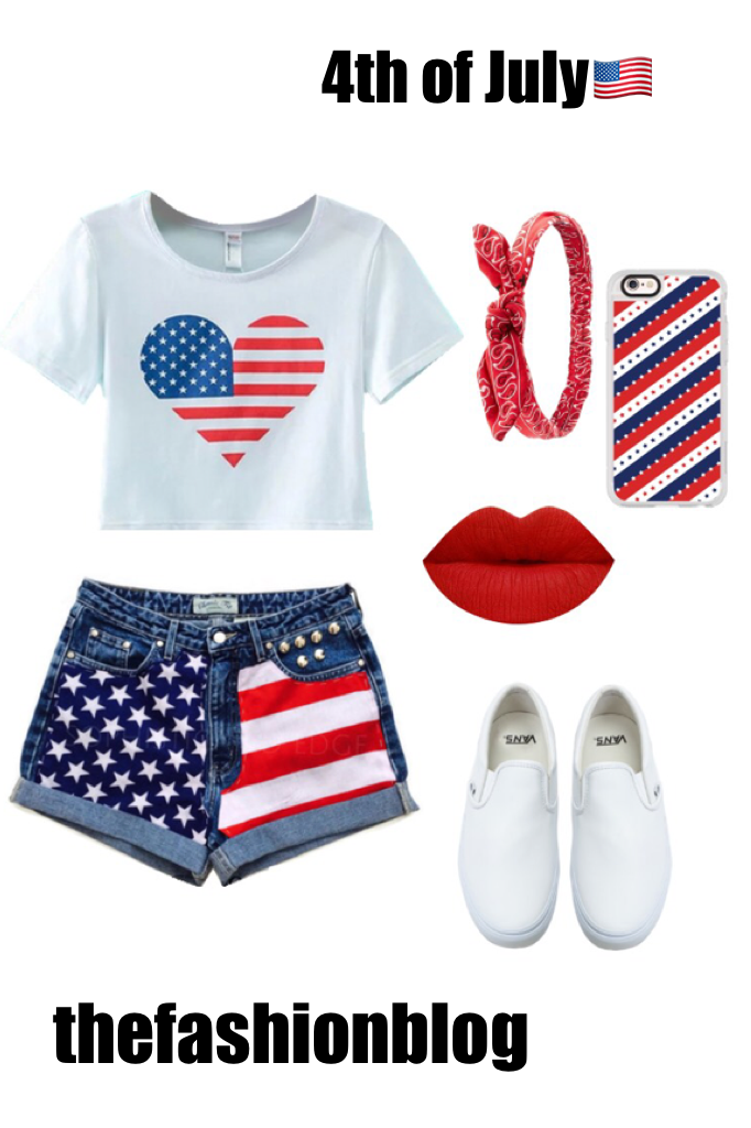 ~a little too much red white and blue?~