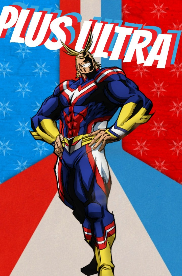 PLUS ULTRA,  Be the hero you want to be