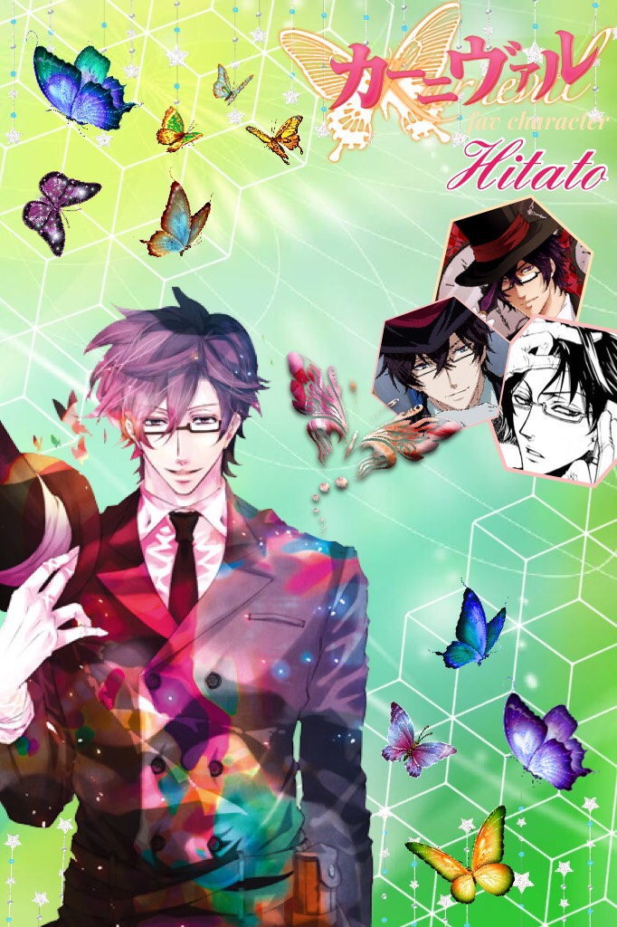 Fav character series: Karneval - Hitato