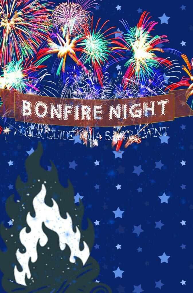 Bonfire night!!!😋