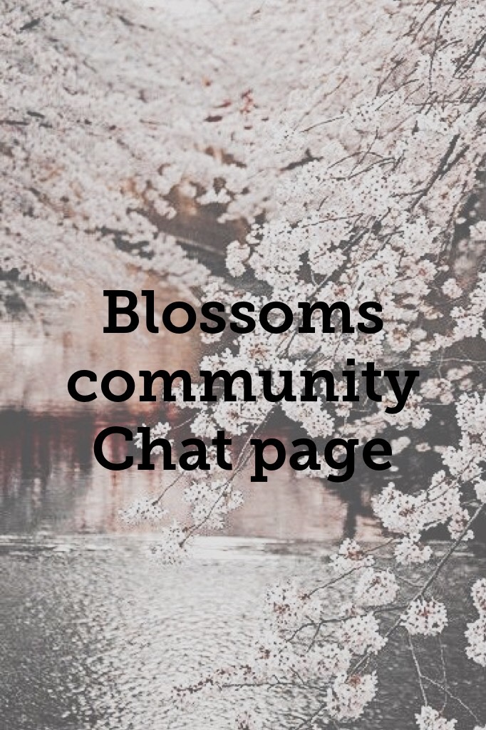 Is this community dead? I haven't seen anyone posting anything since...idk lol So let's talk~