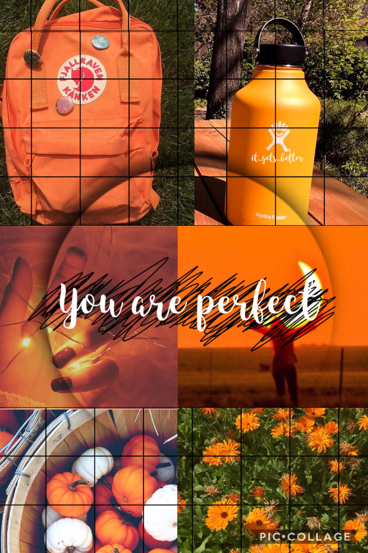 tap—-> 🎃 It's true, you are perfect.💛 I love you. Have a wonderful day, night, or whatever it may be.