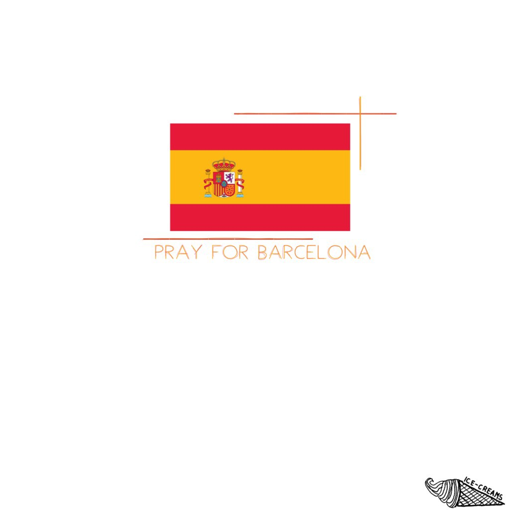 🇪🇸 click here 🇪🇸  Our thoughts are with the people affected by these terrible terrorist attack.😢❤️