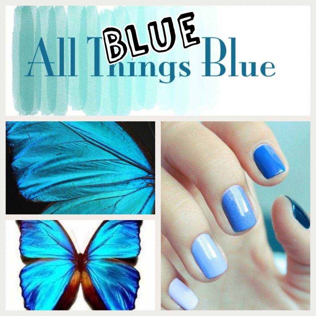 The Blue theme