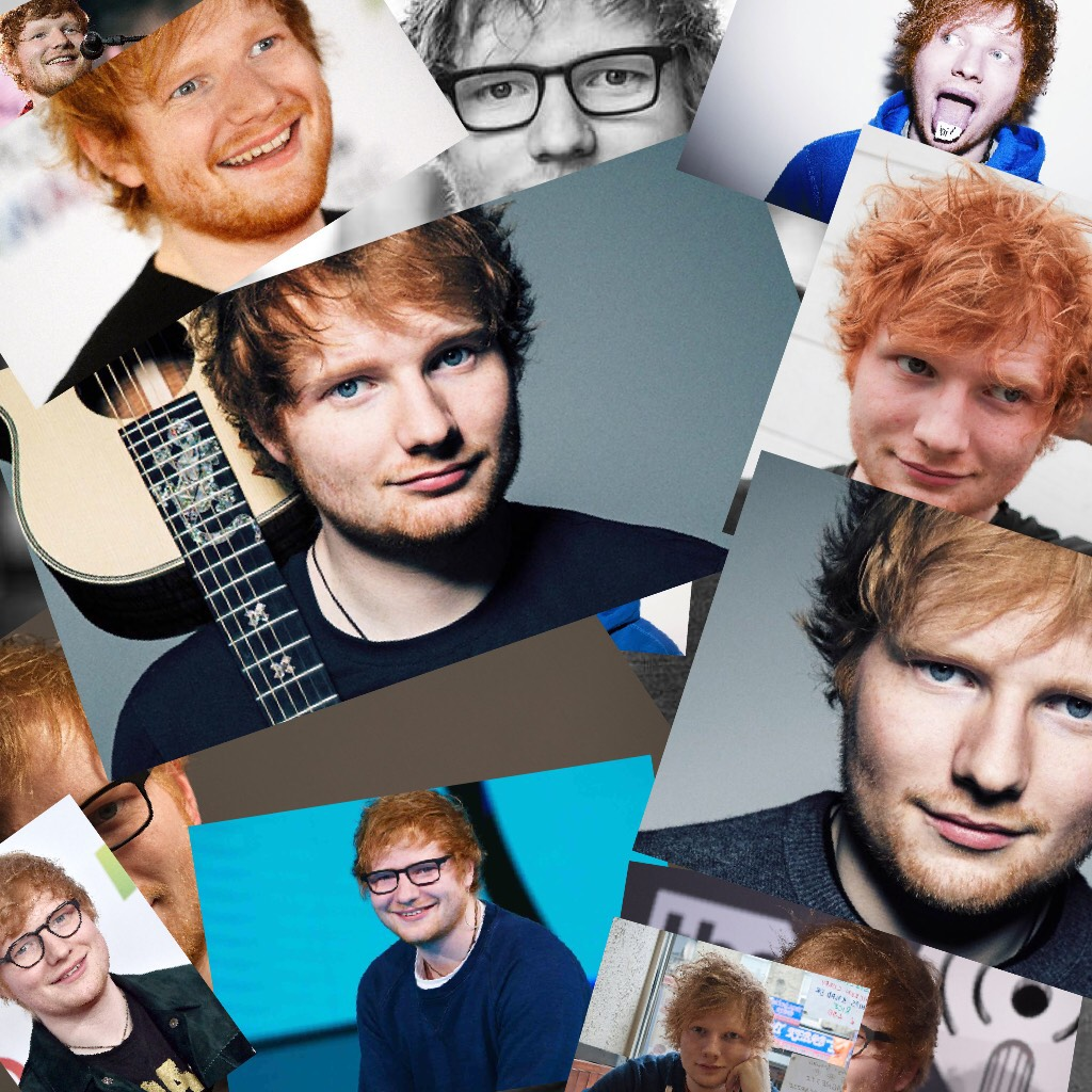 Ed sheeran!