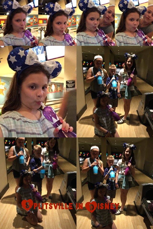 Splitsville in Disney