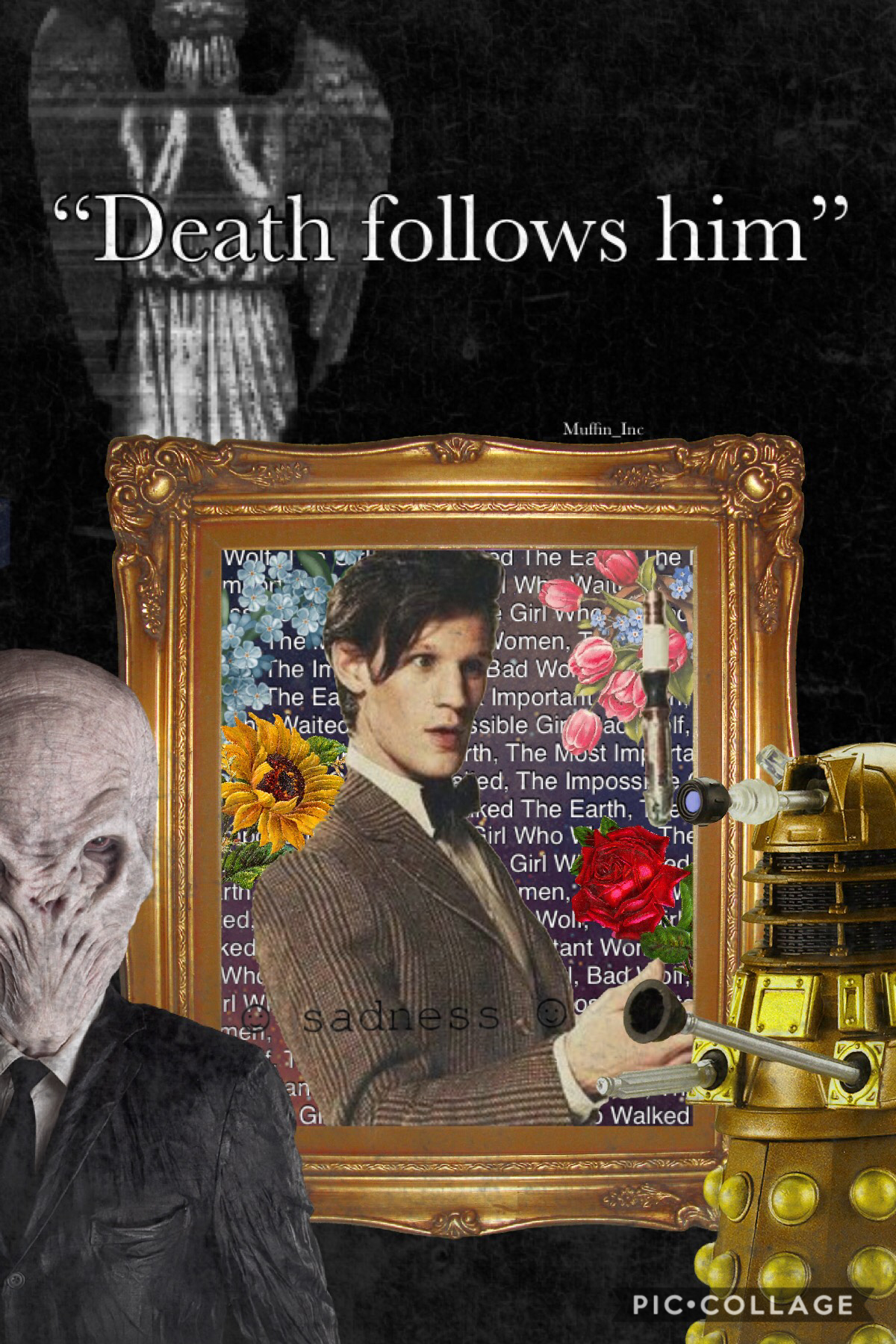 🌌TAP🌌 Doctor Who is my #1 fandom so I thought I'd made a post. Doctor who has SO much emotions and life lessons in it. It gets really deep. Do you like it?