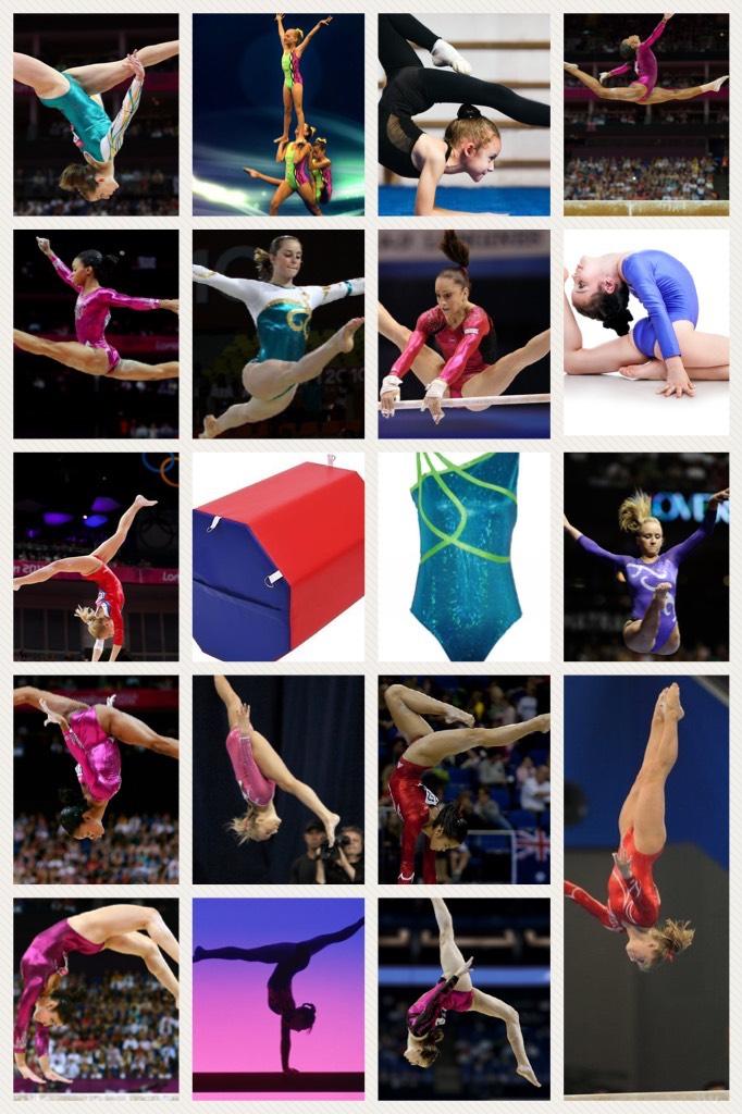 Gymnastics is awesome
