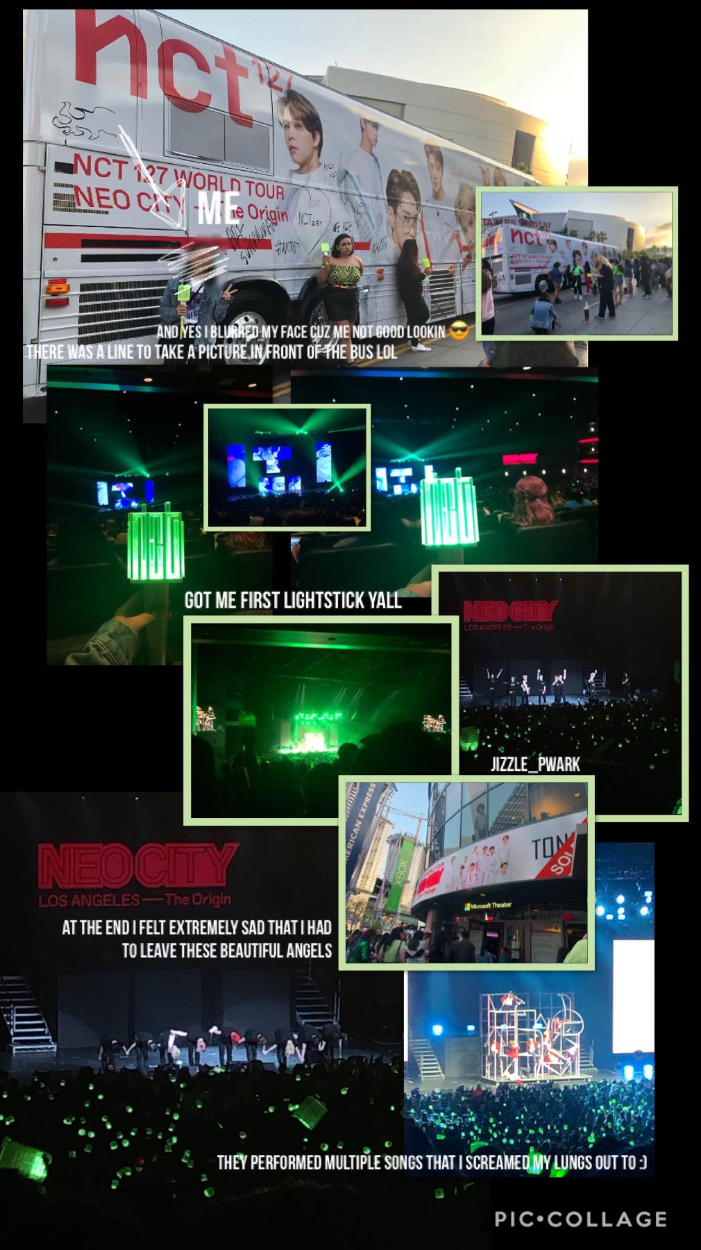 NCT L.A. CONCERT EXPERIENCE