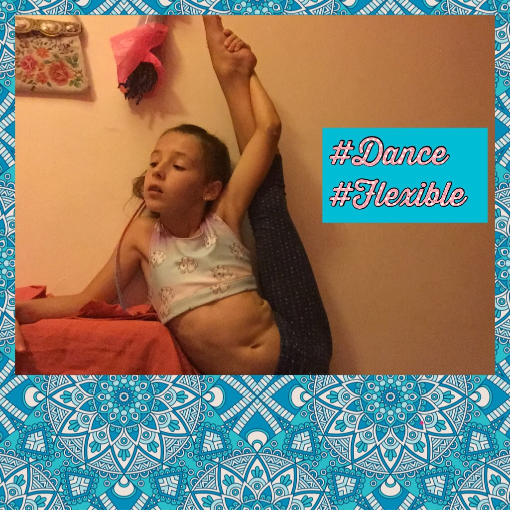 #Dance #Flexible