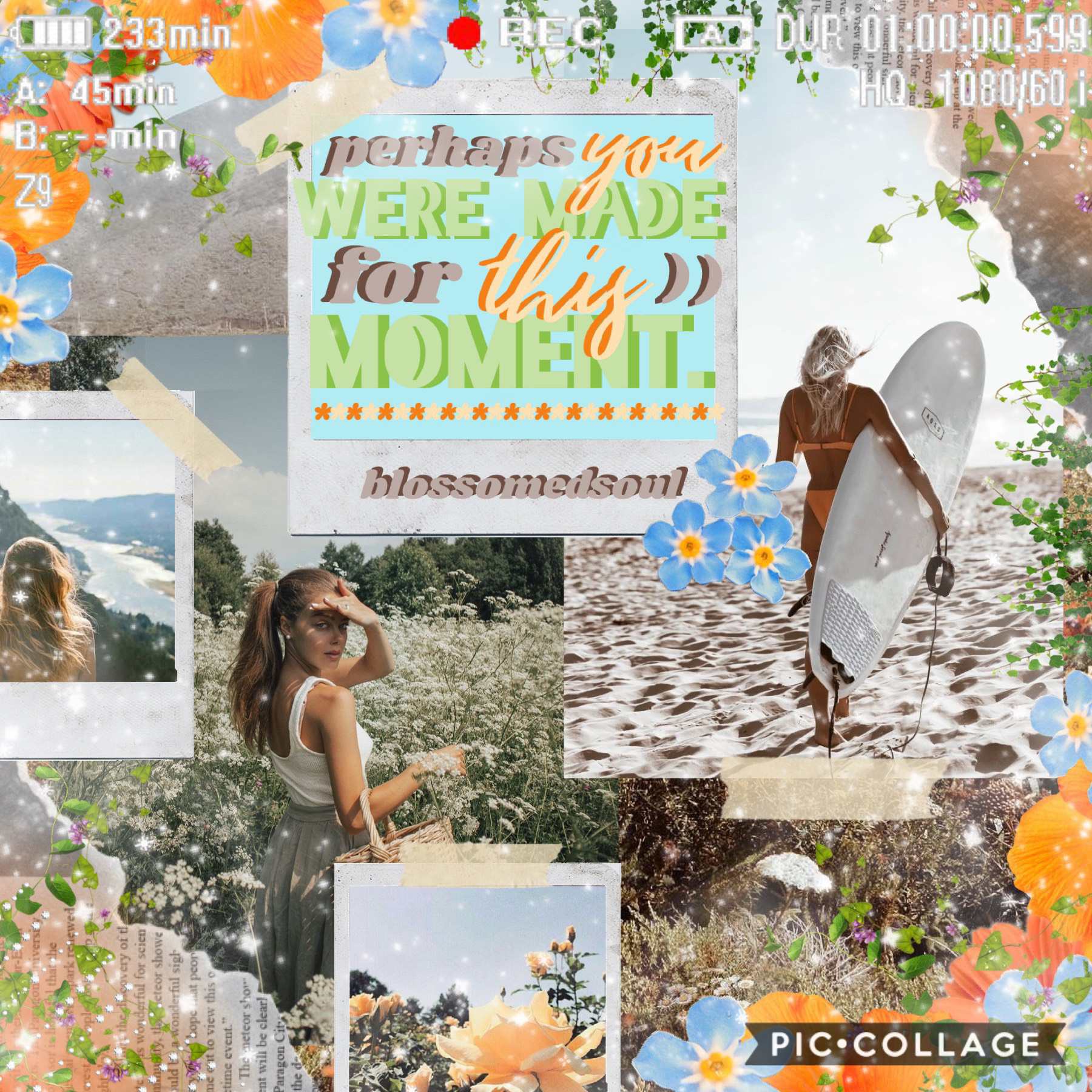 [ t a p ]  new post! haha i feel like i haven't made a collage in forever 😆🌻🌿 it's mostly been collabs! i'm trying to make each of my collages fit a different color theme so that it looks more put together 💘 qotd: is it warm in your area? aotd: yes! it fe