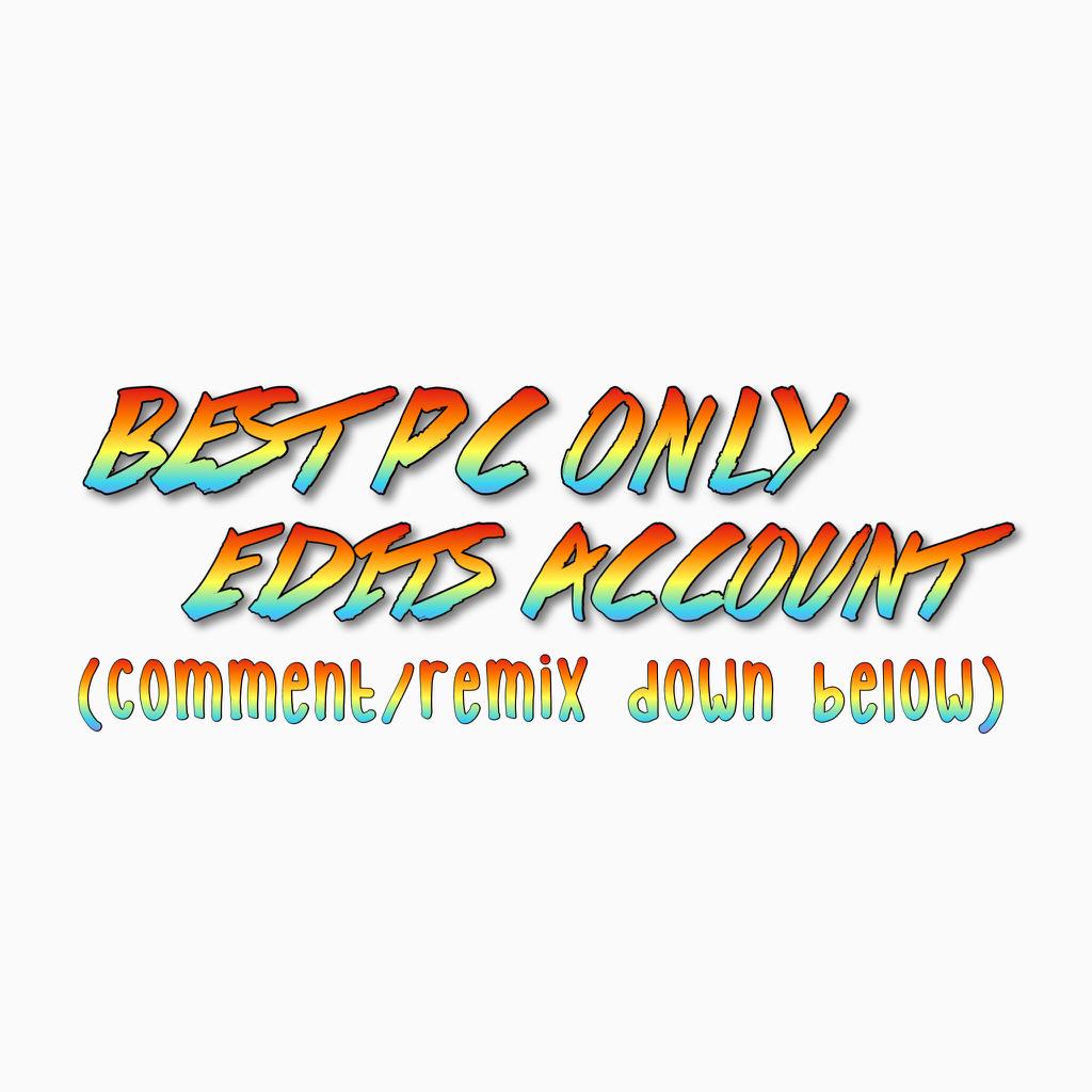 Comment/Remix down below your nominations