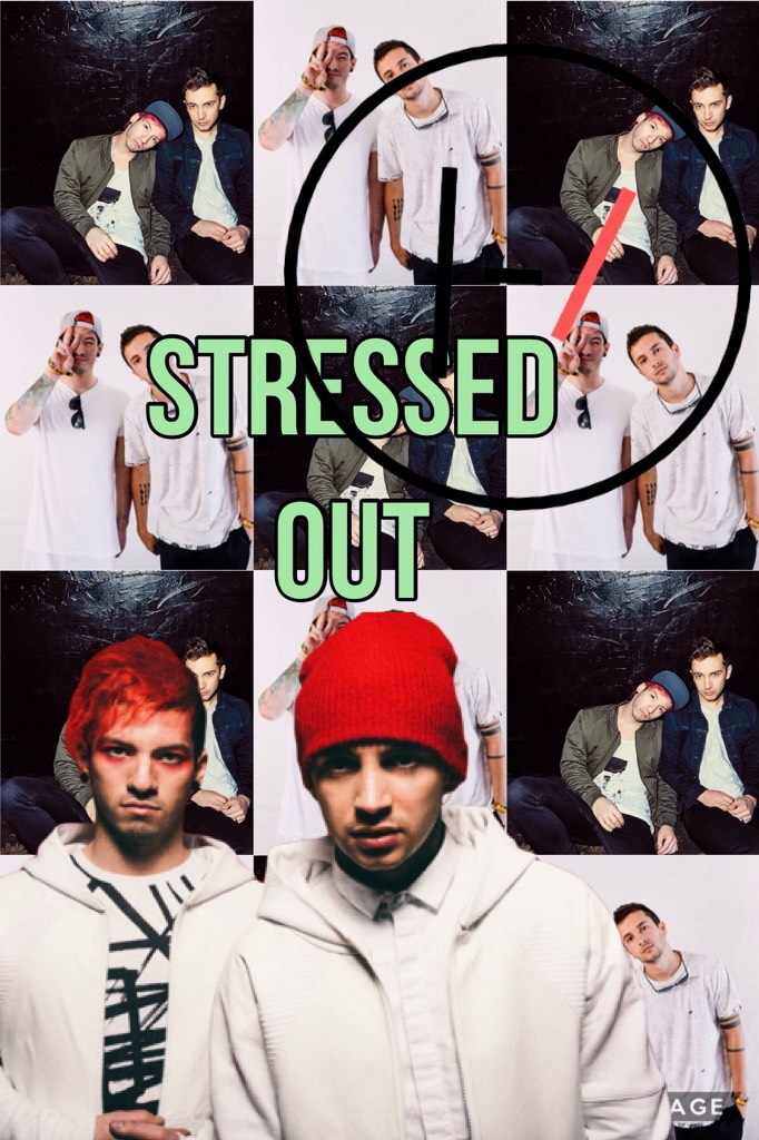 Stressef out is my FAV song!
