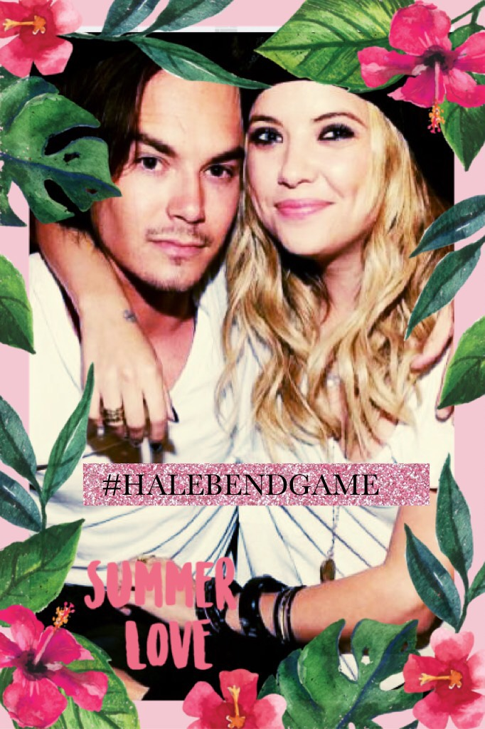 All though it's over here's a through way way back💖. What was you favourite Haleb moment? Mine was the pink furry lamp 😂 (if you know you know)