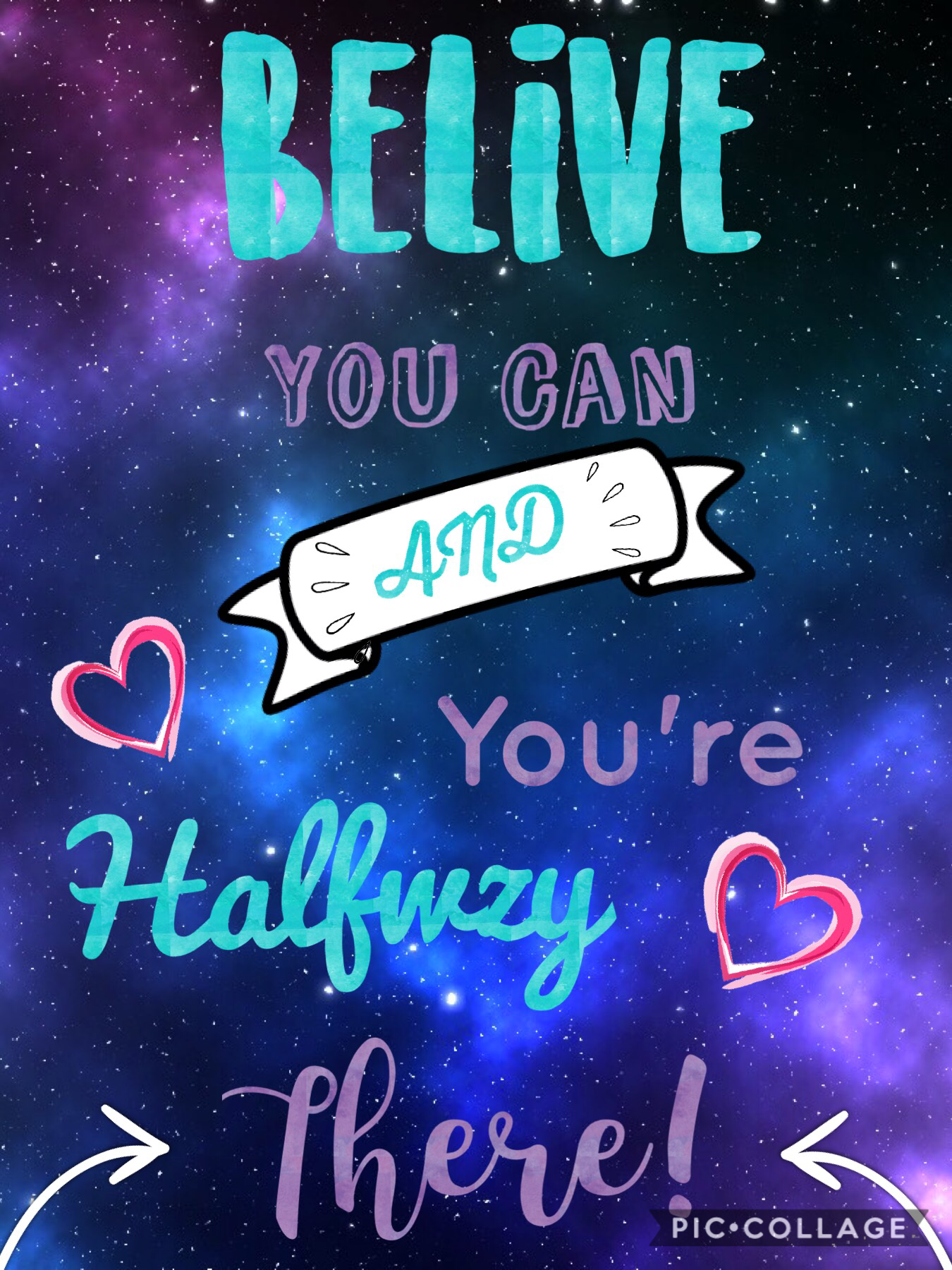 Tap. 🐰 So motivational, so inspiring!