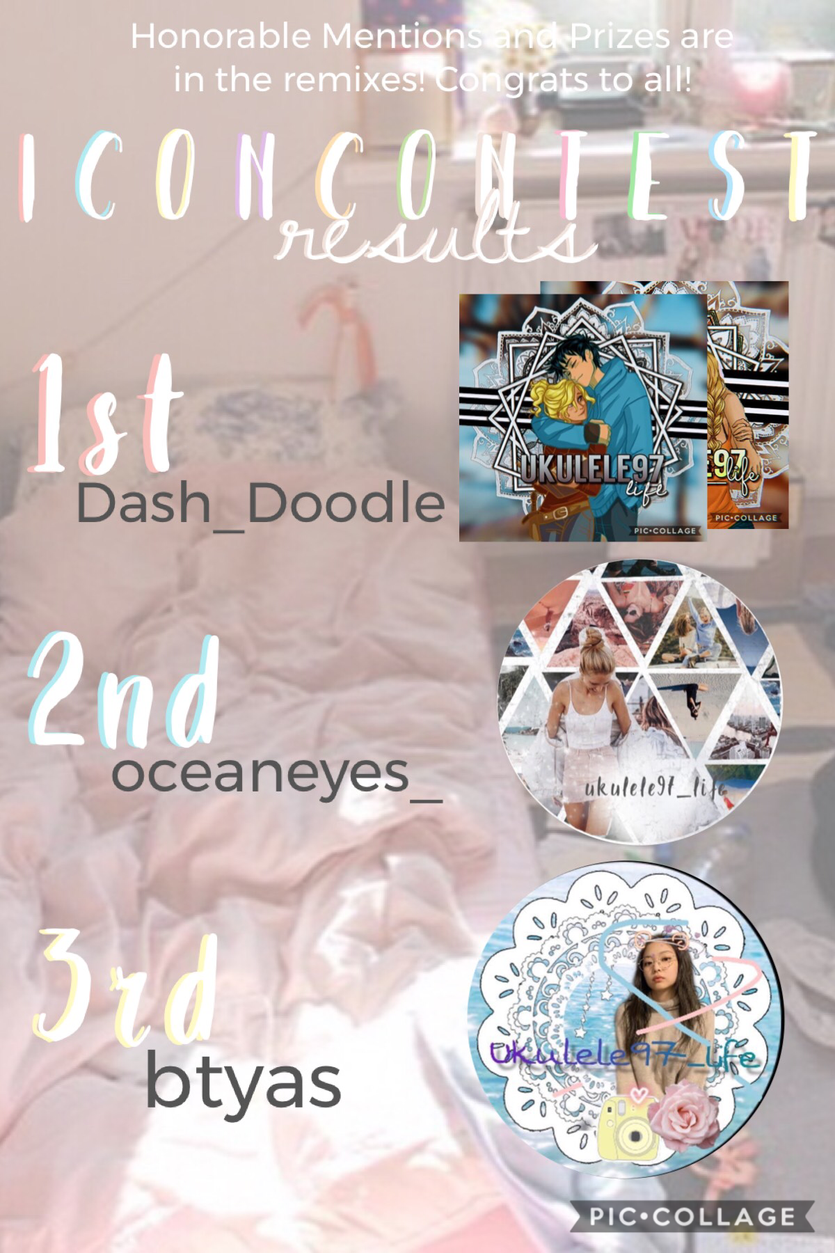 Tappy! 1.26.19. ♥️🥳  Thanks y'all who joined! Prizes and Honorable Mentions are in remixes ♥️ REMEMBER all peeps who joined automatically get a group shoutout!