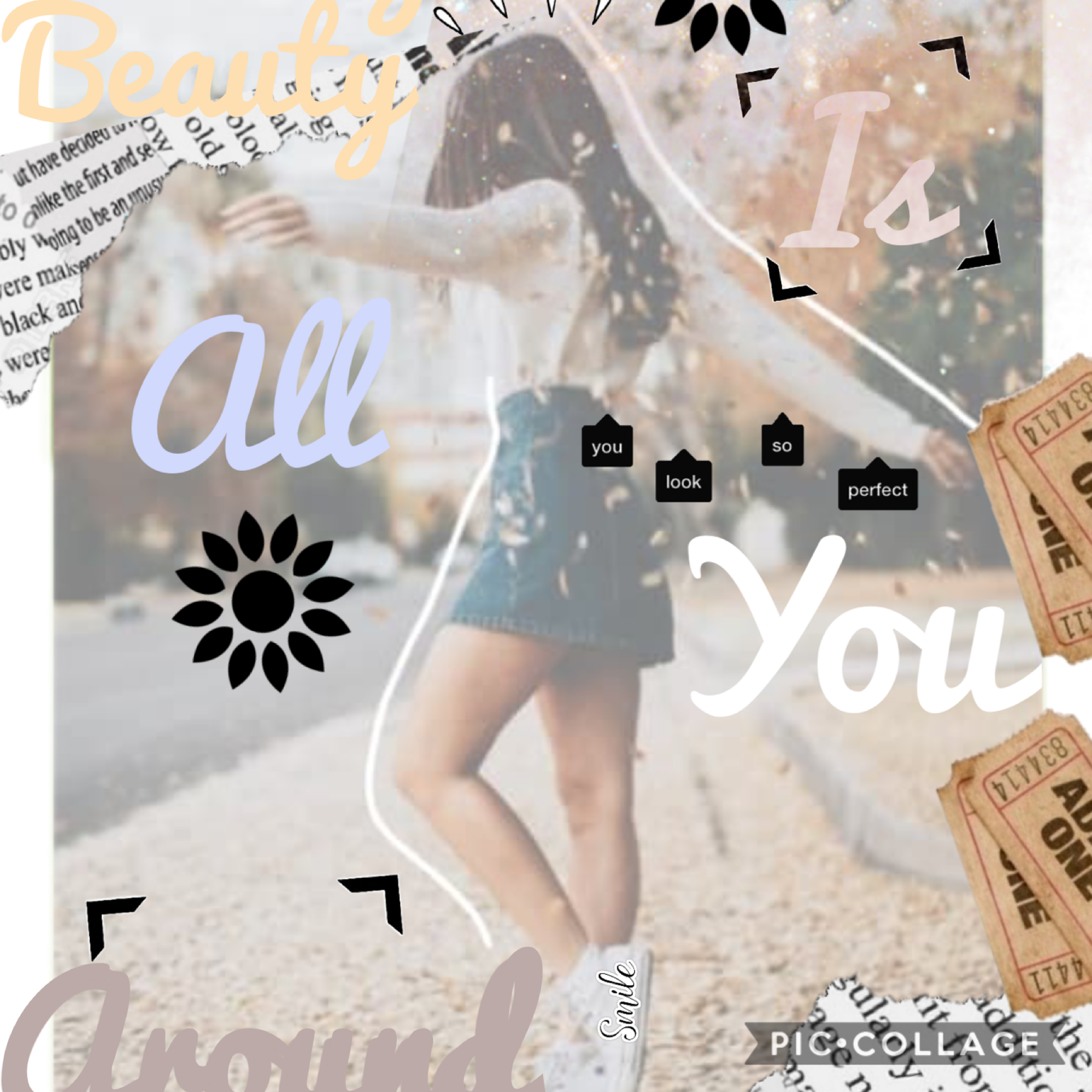 💛Cloe18 and duh_its_brii collab collage💛