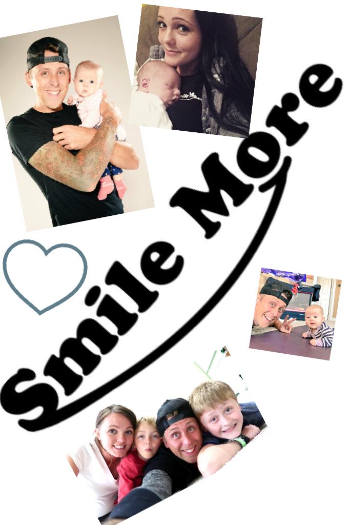 Smile more!!!!😸🐶👶