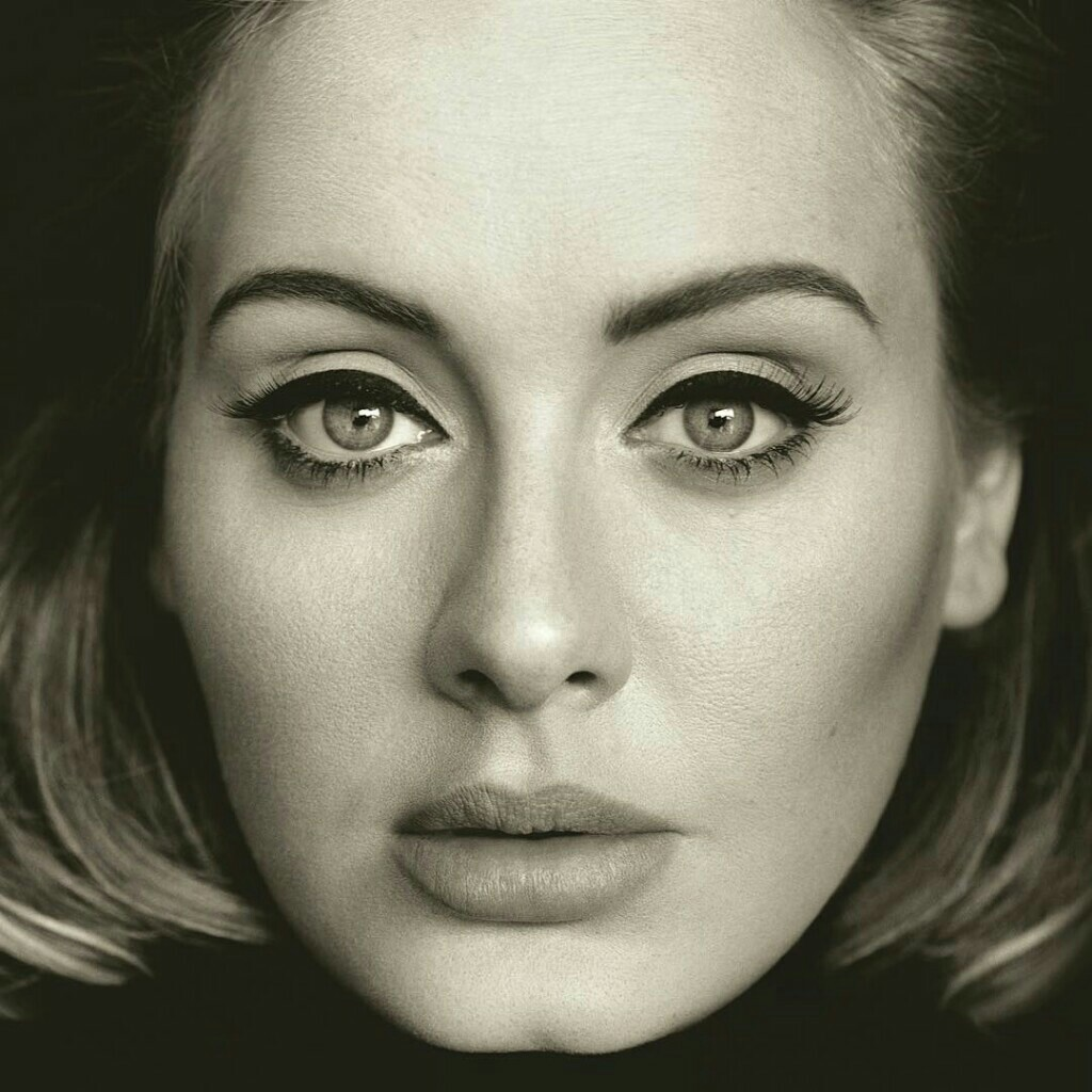 Adele 25 is out!!!😍😍😍