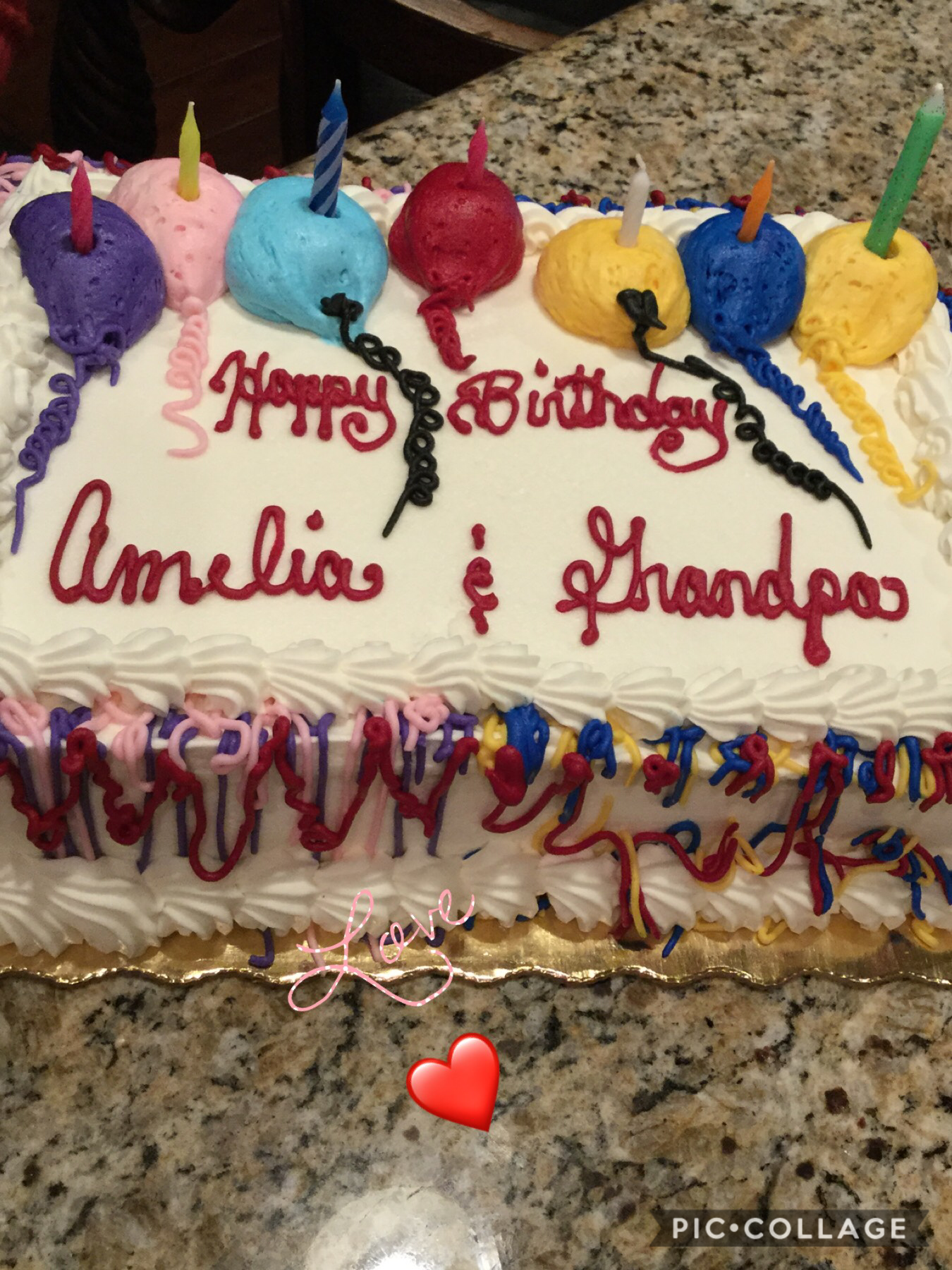 Happy birthday to my Grandpa And Cousin