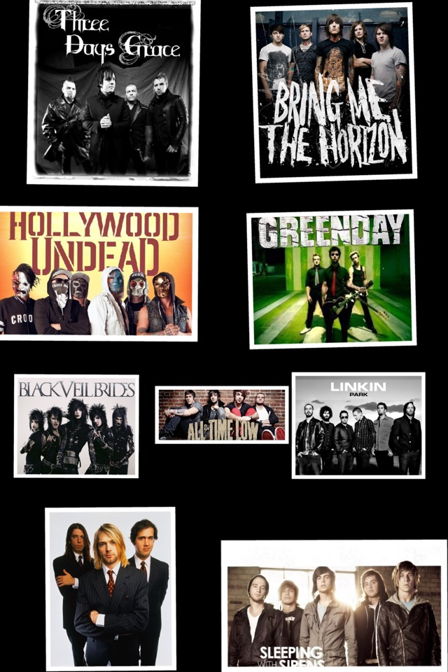 Favourite bands