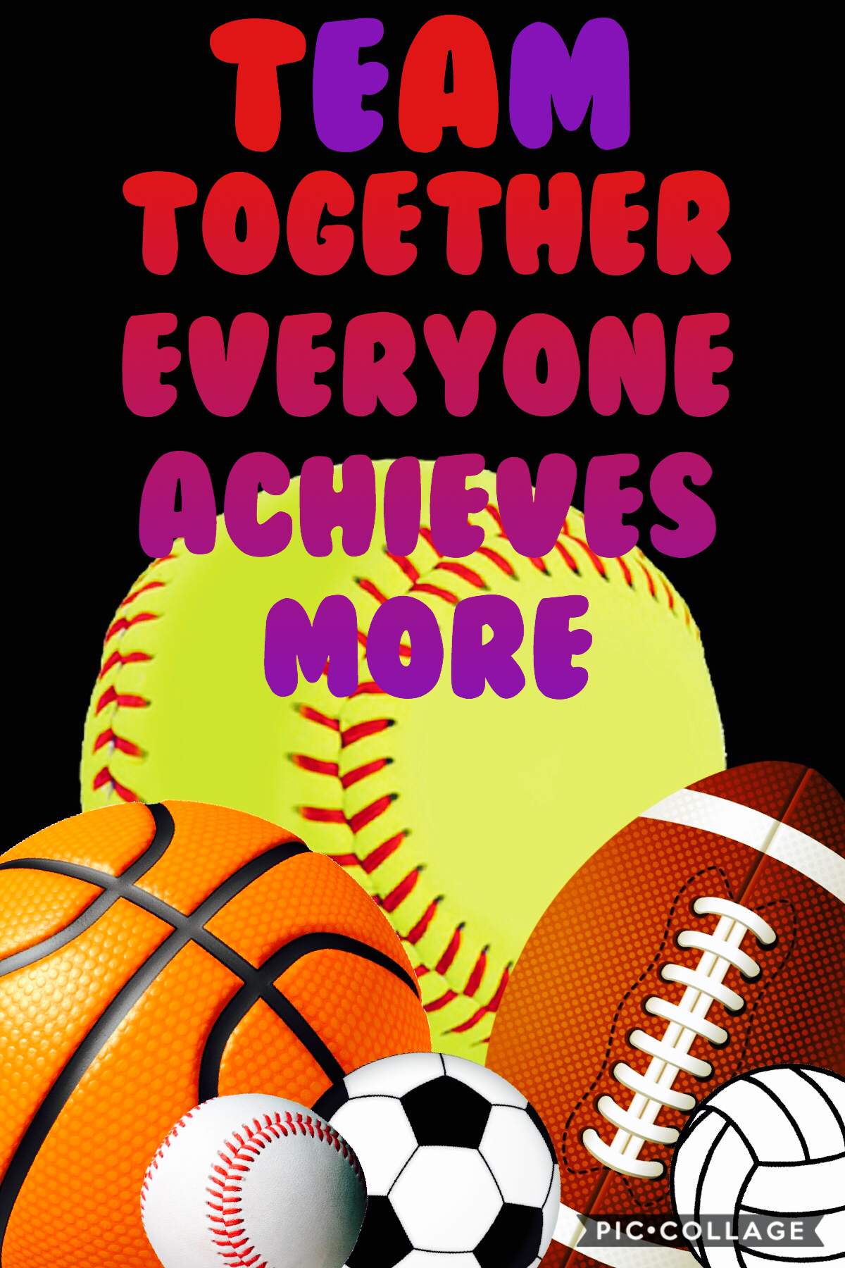 ⚾️🏀🏐TAP🥎⚽️🏈  This weeks theme will be sports, so i will post based on a different sport everyday!  If you comment below your interests or team colors, i could work them in and tag you in a post!  QOTD: Favorite Sport?  AOTD: Softball!  💙🥎@lauren_softball1