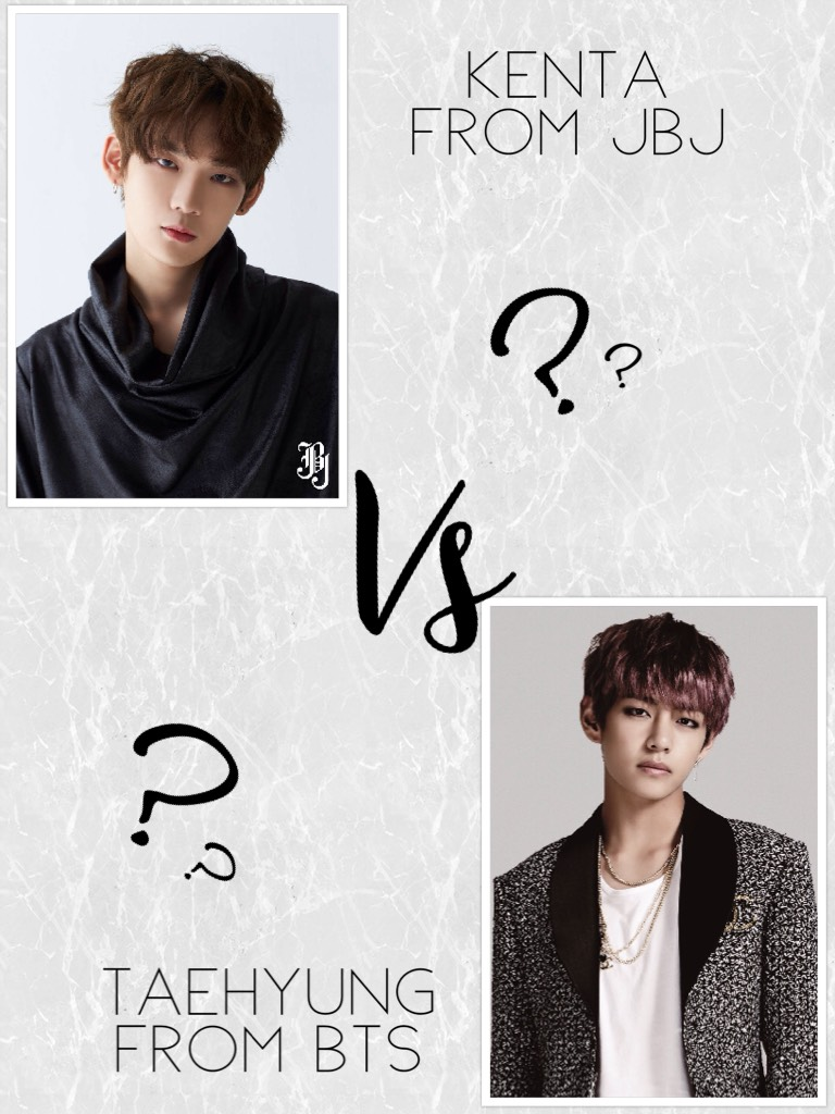 Who do you prefer? Please help me..! 🤔😫😂