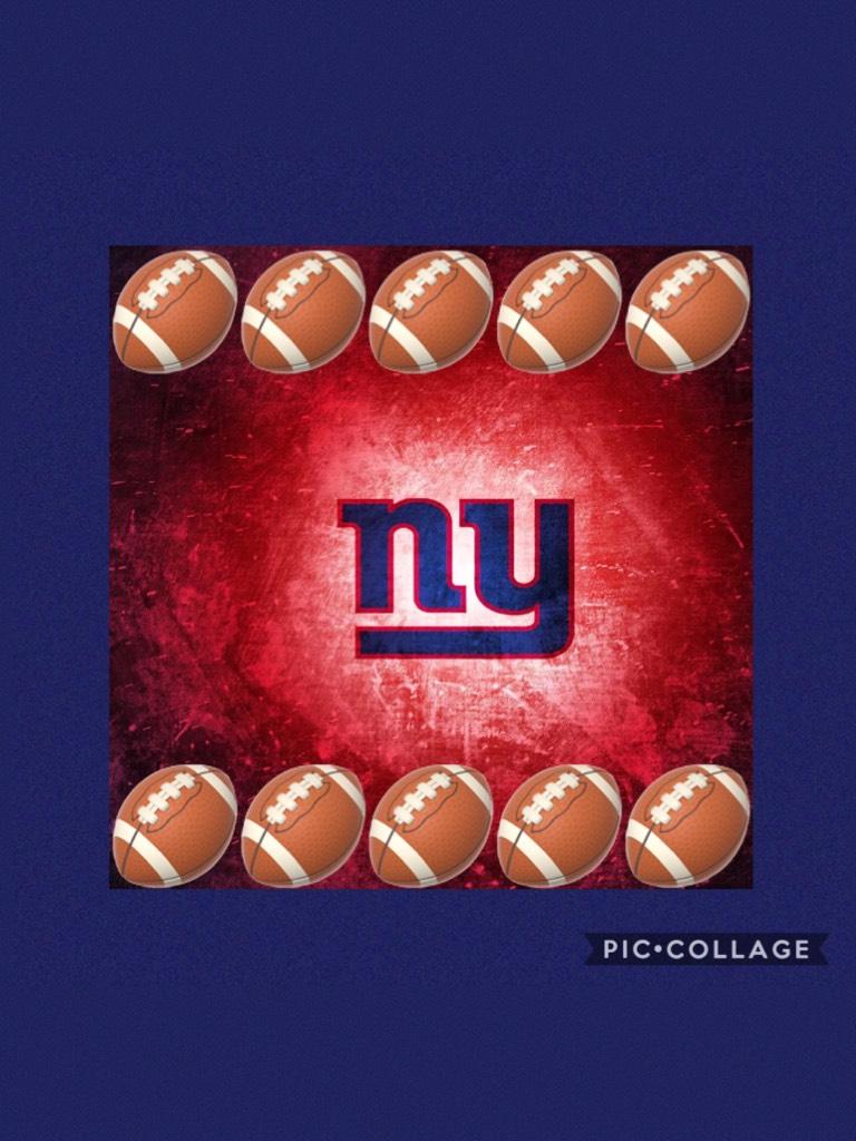 Go Giants! Even though they kinda suck 😂