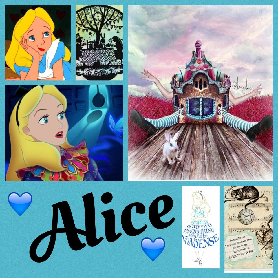 Alice tragic !!!