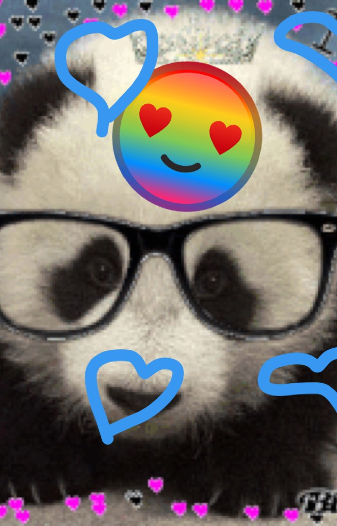 Pandamellon1234 is my name don't weir it out