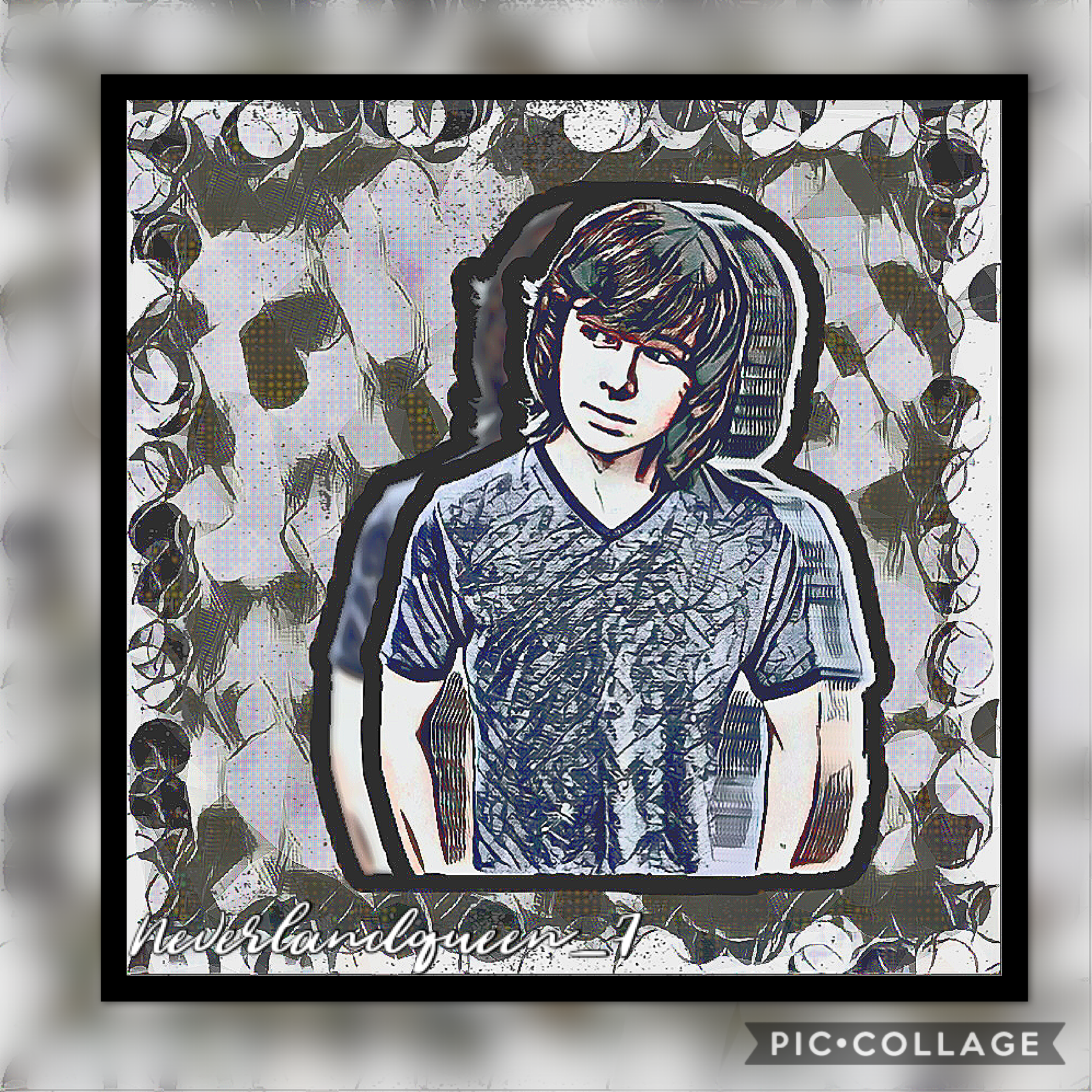 Tapp!!  straight outa Pics art lol 😂!!! Anyways enjoy this edit of my original character Ethan Barnes!!!   Rate/10😁🙌🏻