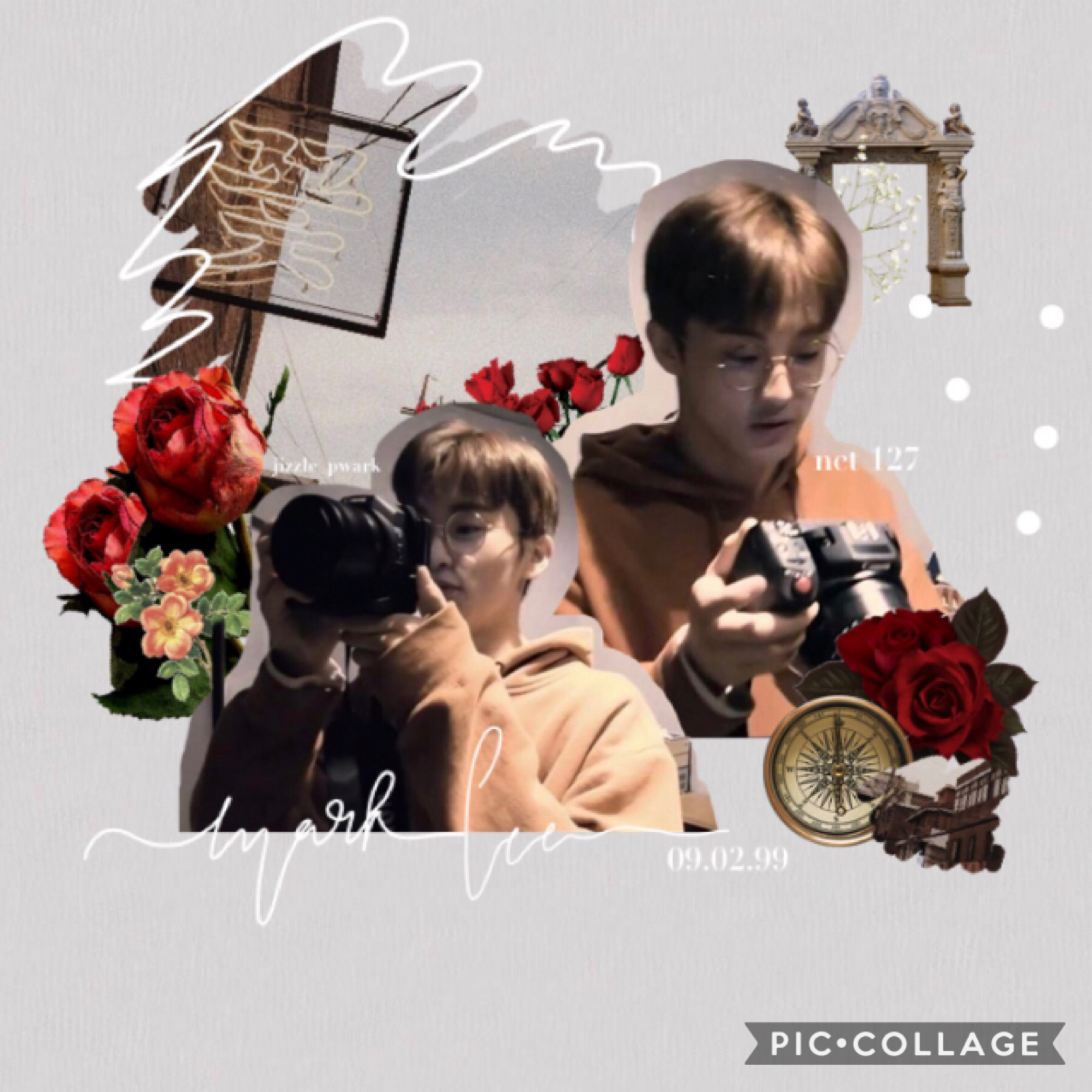 TAP MARK LEE EDIT INSPIRED BY THE TALENTED @itsxdrea!!!! 💜💜💜