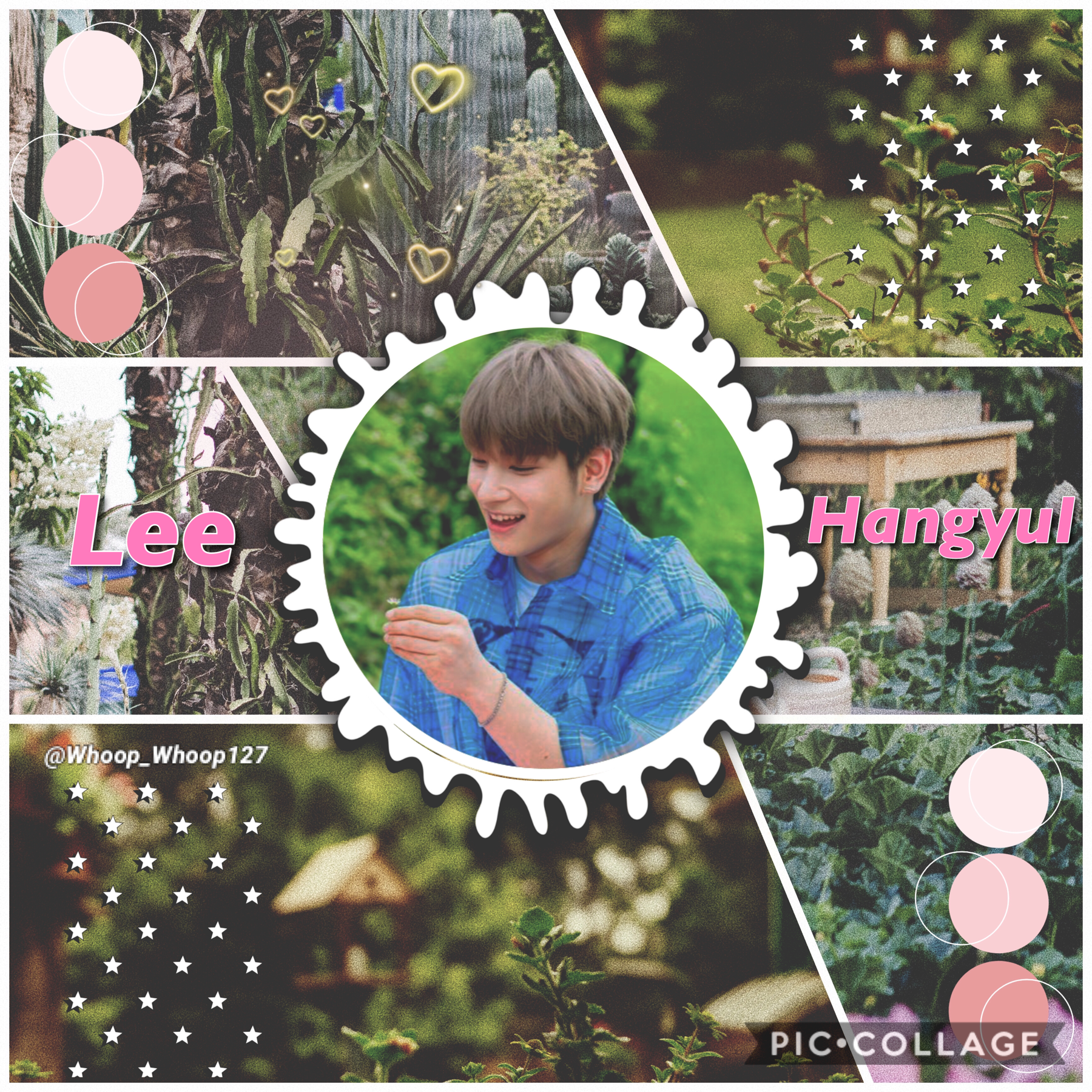 •🚒• 🍂Hangyul~X1🍂 Happy birthday to my bby Hangyul🥺❤️❤️ I'm still confused about the whole Izone and X1 situation but I really hope that they'll both be able to be successful groups in the future💞