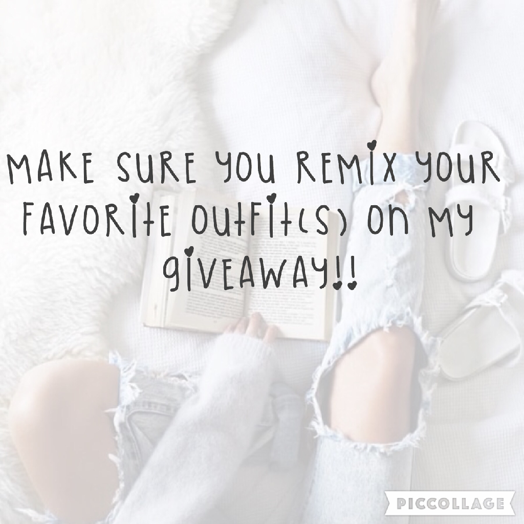 join giveaway if you haven't already>>