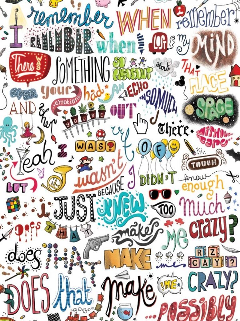Красивые рисунки слова на английском