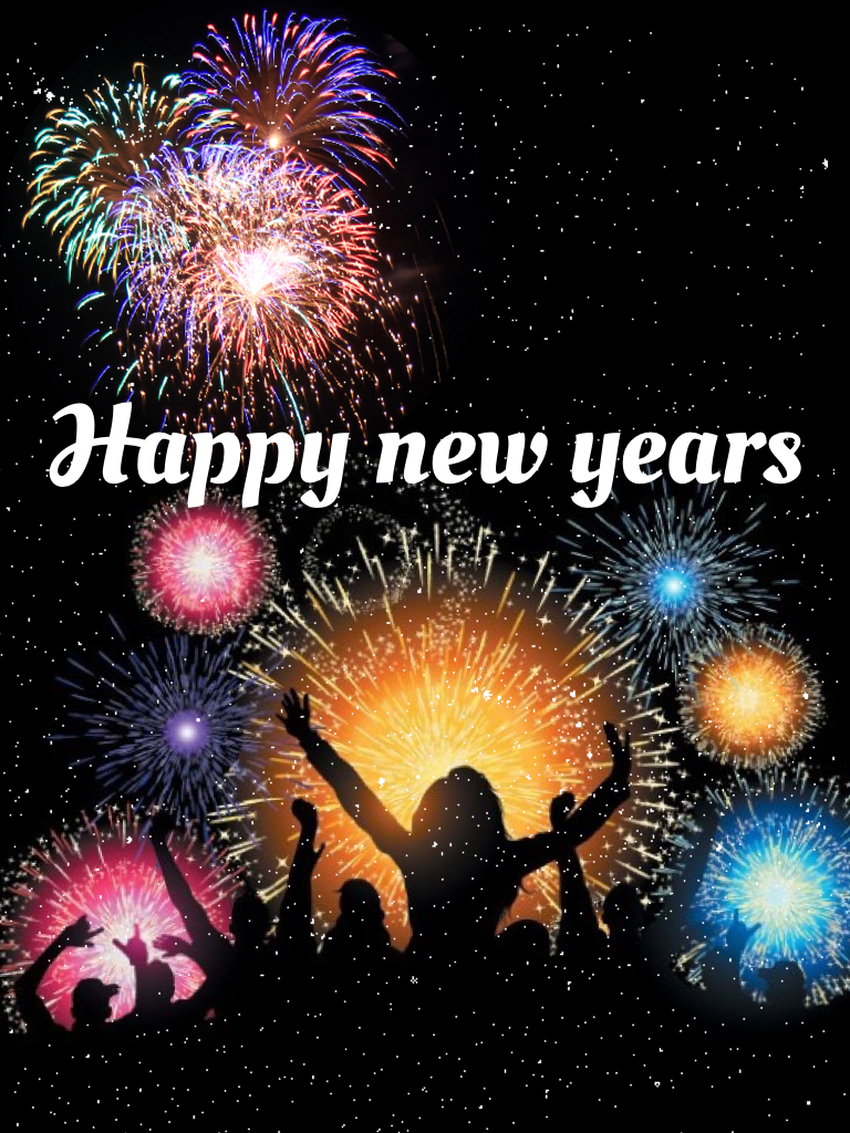 Happy New Years every one