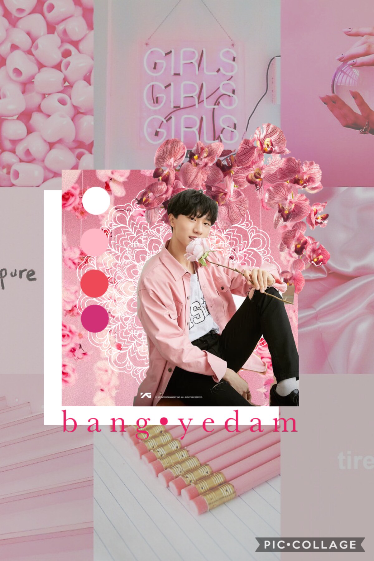 ☆*:.。. TAP .。.:*☆ This is a Yedam edit for the lovely @Whoop_Whoop127! I don't really know Yedam that well but I tried my best! (о´∀`о)