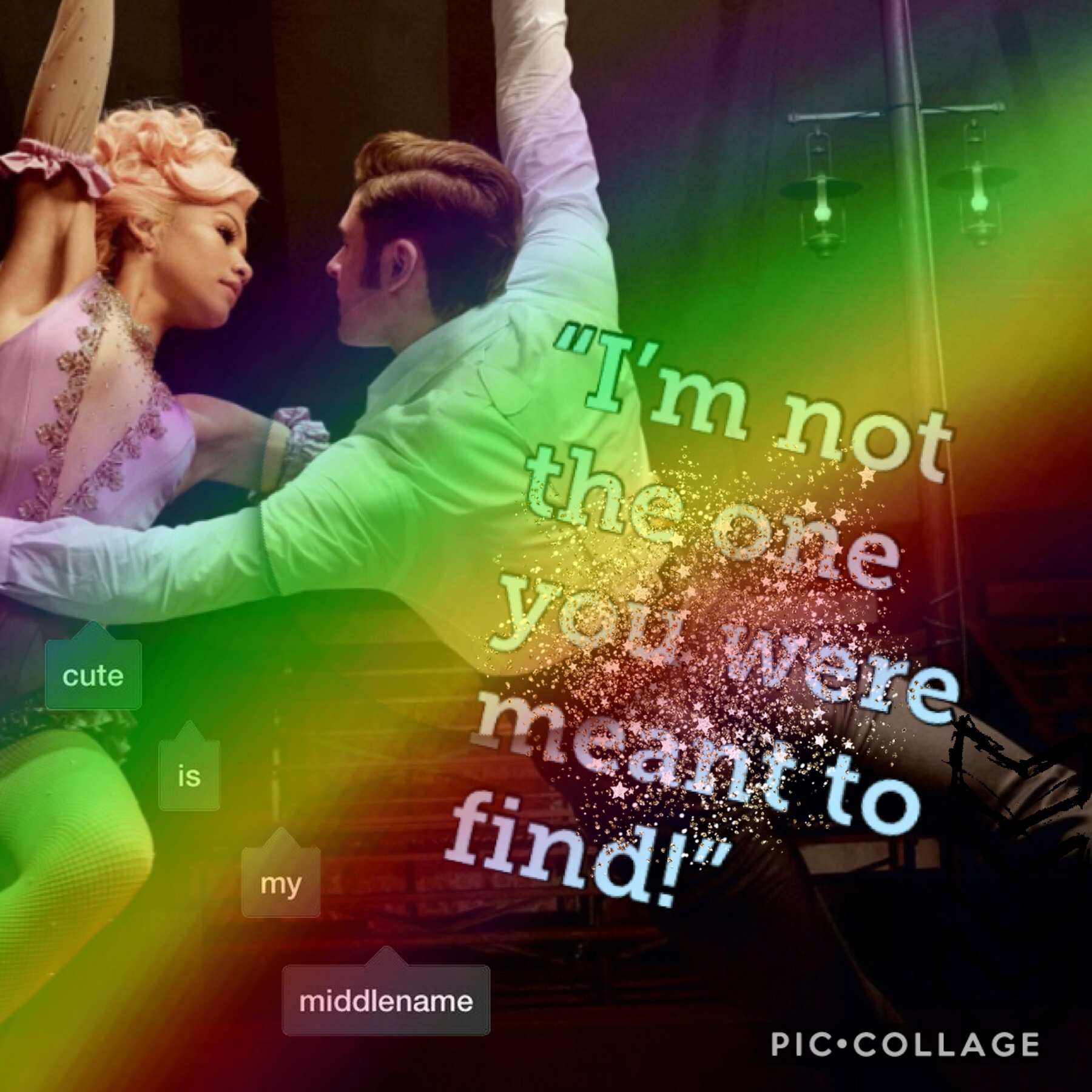 I LOVE THE GREATEST SHOWMAN!!!!😁💗 Tell me if I should do more collages about The Greatest Showman!!!! And I am free to suggestions!!!!