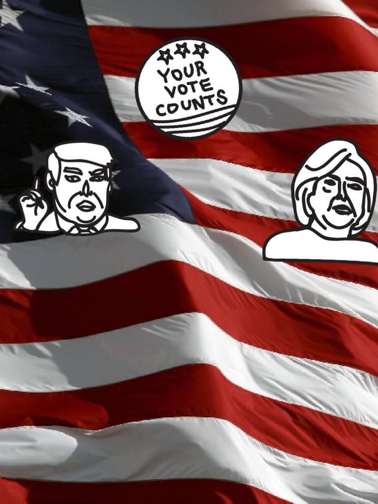 Pick 70 yr old trump or 69 yr old Clinton.
