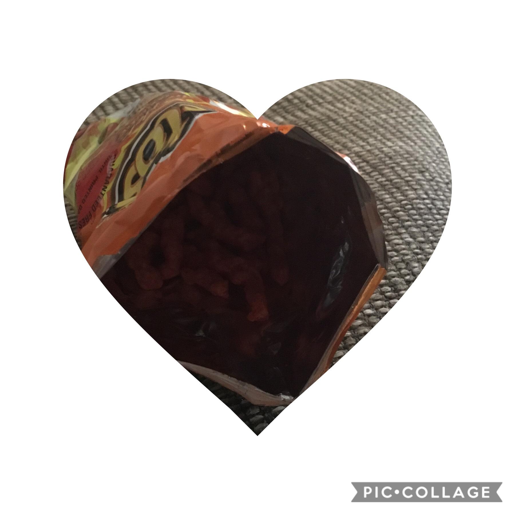 Cheetos flamin hot