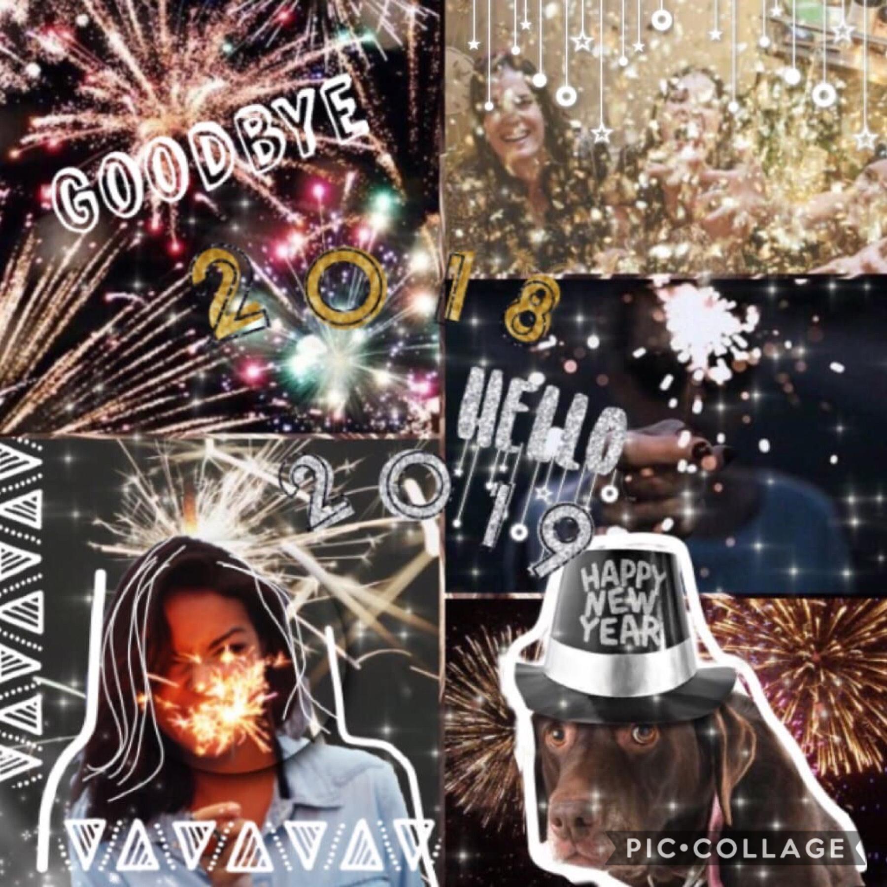Happy 🎉 New 🎉 Year 🎉!!!!